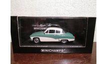 WARTBURG A 312 COUPE 1959 Minichamps, масштабная модель, 1:43, 1/43
