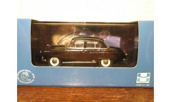 ГАЗ-21И Волга  автомобиль Юрия Гагарина 1960г., масштабная модель, VVM, 1:43, 1/43