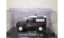 Land Rover Defender 90 Carabinieri 1995 DeAgostini, масштабная модель, 1:43, 1/43