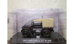 FIAT Campagnola A.R. 59 1959 DeAgostini, масштабная модель, scale43
