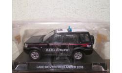 land rover freelander 2003 1/43 deagostini, масштабная модель, scale43