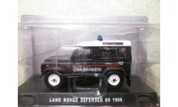 land rover defender 90 1998 1/43 deagostini, масштабная модель, 1:43