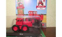 Тракторы: история, люди, машины №100 - ТК-4, масштабная модель трактора, HACHETTE, scale43