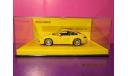 Porsche 911 Carrera (997) 2008 (Yellow) 'Linea giallo', масштабная модель, Minichamps, scale43