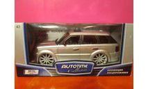 Range Rover Sport 1/43 Autotime, масштабная модель, scale43