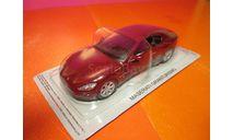 Суперкары №22 Maserati GranTurismo, масштабная модель, деагостини, scale43