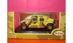 humvee prototype us army 1979 1/43 wemi