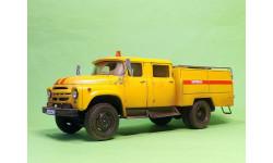АЦ-40 (130) Аварийная служба, масштабная модель, Конверсии мастеров-одиночек, scale43, ЗИЛ