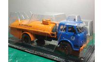 МАЗ-5334 (ТЗА-7,5-5334) Топливозаправщик, масштабная модель, DeAgostini, 1:43, 1/43