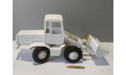 Погрузчик ТО-6А от UMI, сборная модель автомобиля, scale43