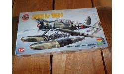 Arado 196A-3, сборные модели авиации, Airfix, scale72