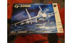 Су 30 мк, сборные модели авиации, Беркут, scale72