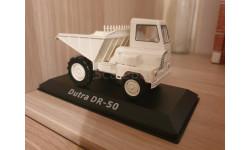 DUTRA DR 50, журнальная серия Тракторы. История, люди, машины (Hachette), Ашет, scale43