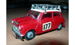BMC Mini Cooper Corgi Toys, масштабная модель, 1:43, 1/43