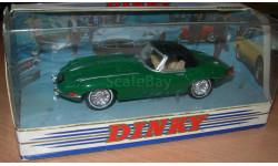 Dinky Matchbox Jaguar E, масштабная модель, 1:43, 1/43