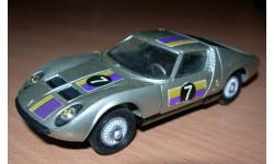 Corgi Toys Lamborghini Miura, масштабная модель, scale43
