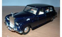 Rolls Royce Phantom V, масштабная модель, Dinky Toys, scale43