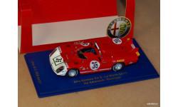 M4 Alfa Romeo T 33/3  TF 1970, scale43