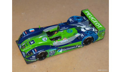 SPARK Courage C 60/ Peugeot Le Mans 2003, масштабная модель, 1:43, 1/43