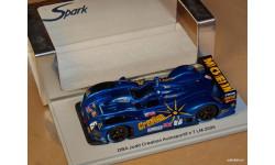 SPARK DBA 4 Judd Creation Autosportif 1/43 LM 2005, масштабная модель, scale43