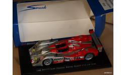 SPARK LOLA B07/17-Judd  LM 2008, масштабная модель, 1:43, 1/43