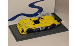 SPARK WR LMP-02/ Peugeot  Le Mans 2003, масштабная модель, scale43