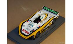 SPARK WR Peugeot  Le Mans 1993, масштабная модель, scale43