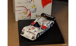 Trofeu Joest Racing TWR Porsche WSC 95 LM 1997, масштабная модель, 1:43, 1/43