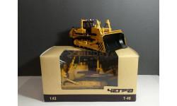 Четра Т-40, масштабная модель трактора, 1:43, 1/43, Промтрактор, ЧТЗ