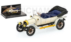 Audi Typ A Phaeton 1910, масштабная модель, 1:43, 1/43, Minichamps