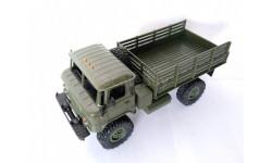 ГАЗ-66 масштаб 1/16 RC  с пультом управления, радиоуправляемая модель, WPL, scale16