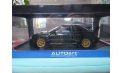 Subaru Impreza 22b Autoart 1/18, масштабная модель, 1:18