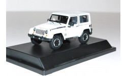 JEEP Wrangler 4х4 Polar Limited Edition (Hard Top) 2014 Bright White, масштабная модель, 1:43, 1/43, Greenlight Collectibles