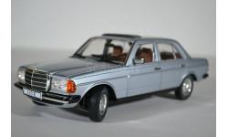 Mercedes-Benz 230E  240D W123 1984 серебристый
