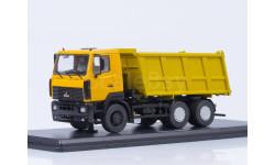 МАЗ-6501 (низкая кабина, без спальника) самосвал