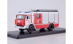 АЦ-3,2-40 (43253) Санкт-Петербург, масштабная модель, 1:43, 1/43, Start Scale Models (SSM)