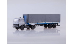 МАЗ-5432 с полуприцепом МАЗ-93971