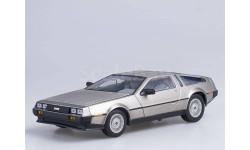 1981 De Lorean DMC 12 Coupe Stainless Steel Finish
