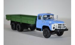 ЗИЛ-133ГЯ бортовой (голубойзеленый)