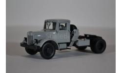 МАЗ-200В седельный тягач, серый