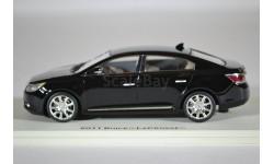 Buick Lacross 2011 Carbon Black Metallic