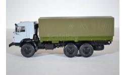 КАМАЗ-53501 6x6 бортовой