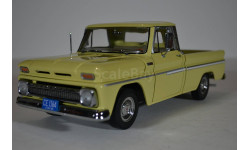 Chevrolet C-10 Styleside Pickup - Yellow 1965, масштабная модель, Sunstar, 1:18, 1/18
