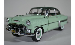 Chevrolet Bel Air Hard Coupe - Woodland GreenSurf Green, масштабная модель, Sunstar, 1:43, 1/43