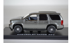 Chevrolet Tahoe Police Package (Dark Silver - Undecorated)