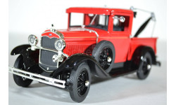 Ford Model A Tow Truck 1931 красный