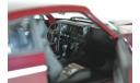 Ford Capri Mk.III 2.8 Injection 1982 красный, масштабная модель, Norev, 1:18, 1/18
