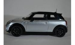 Mini Cooper S 2015 Silver MetallicBlack серебристый черный