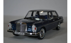 Mercedes-Benz 280SE Sedan (W108) 1968 Blue Metallic (синий металлик)
