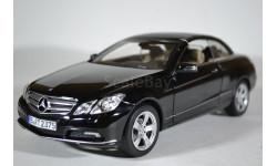 MERCEDES-BENZ E500 Cabriolet (A207) 2010 черный